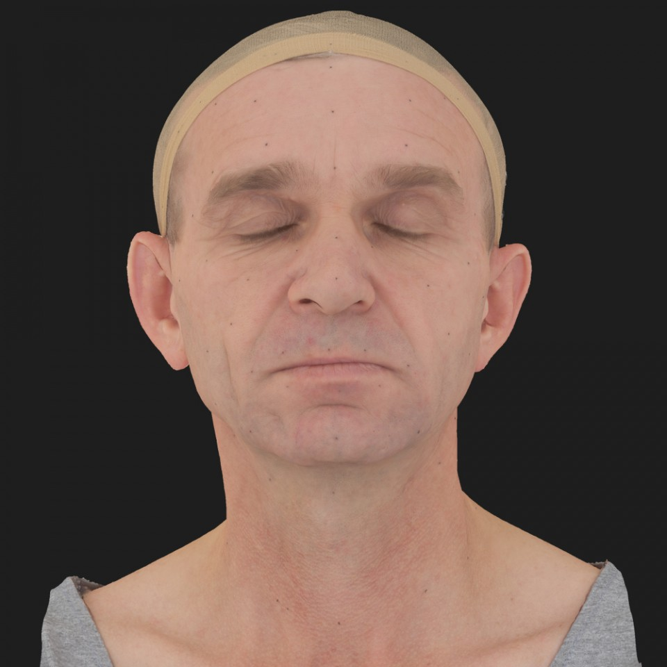 Stephan Brooks 02 Neutral-Eyes Closed