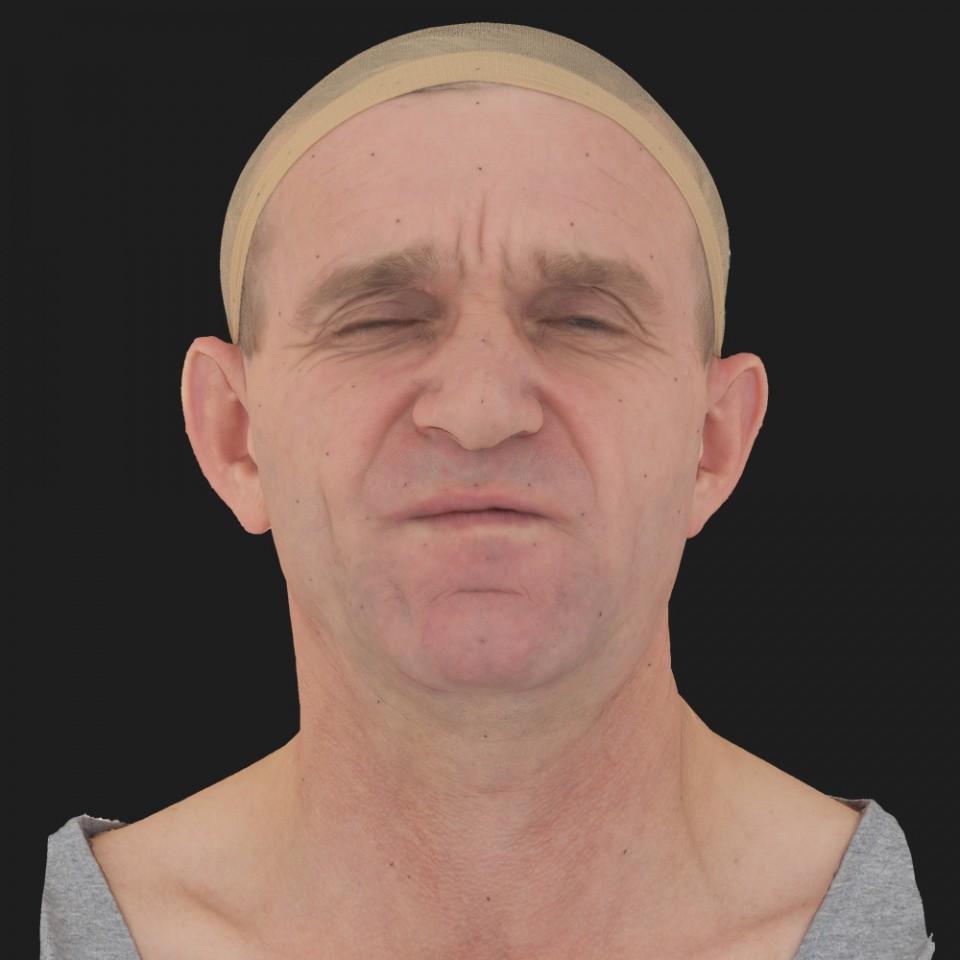 Stephan Brooks 15 Phoneme Hard FV-Eye Squint