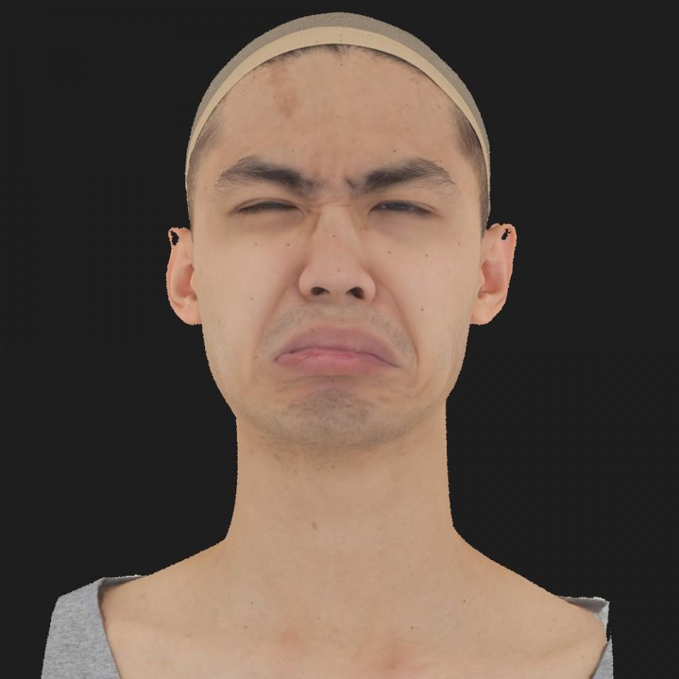 Steve Liu 19 Disgust