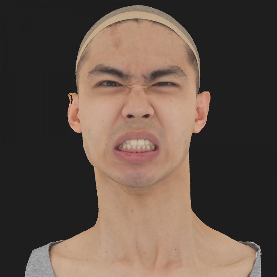Steve Liu 20 Rage