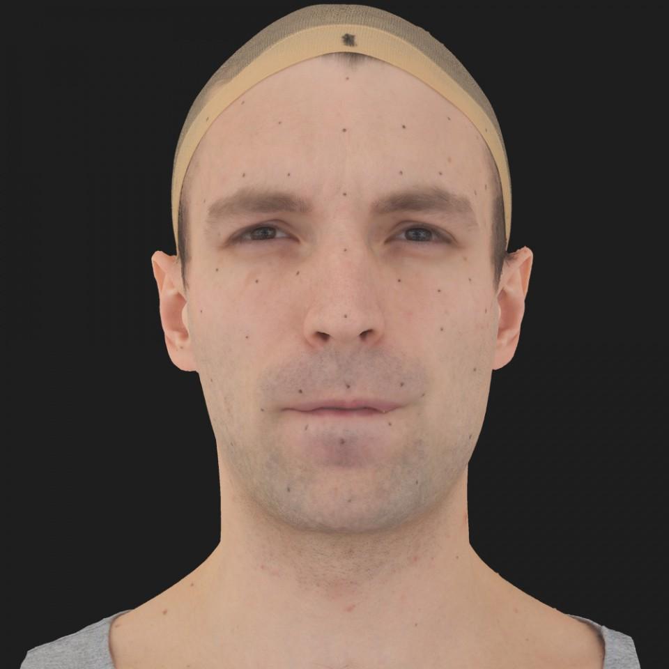 Steve Martin 15 Phoneme Hard FV-Eye Squint