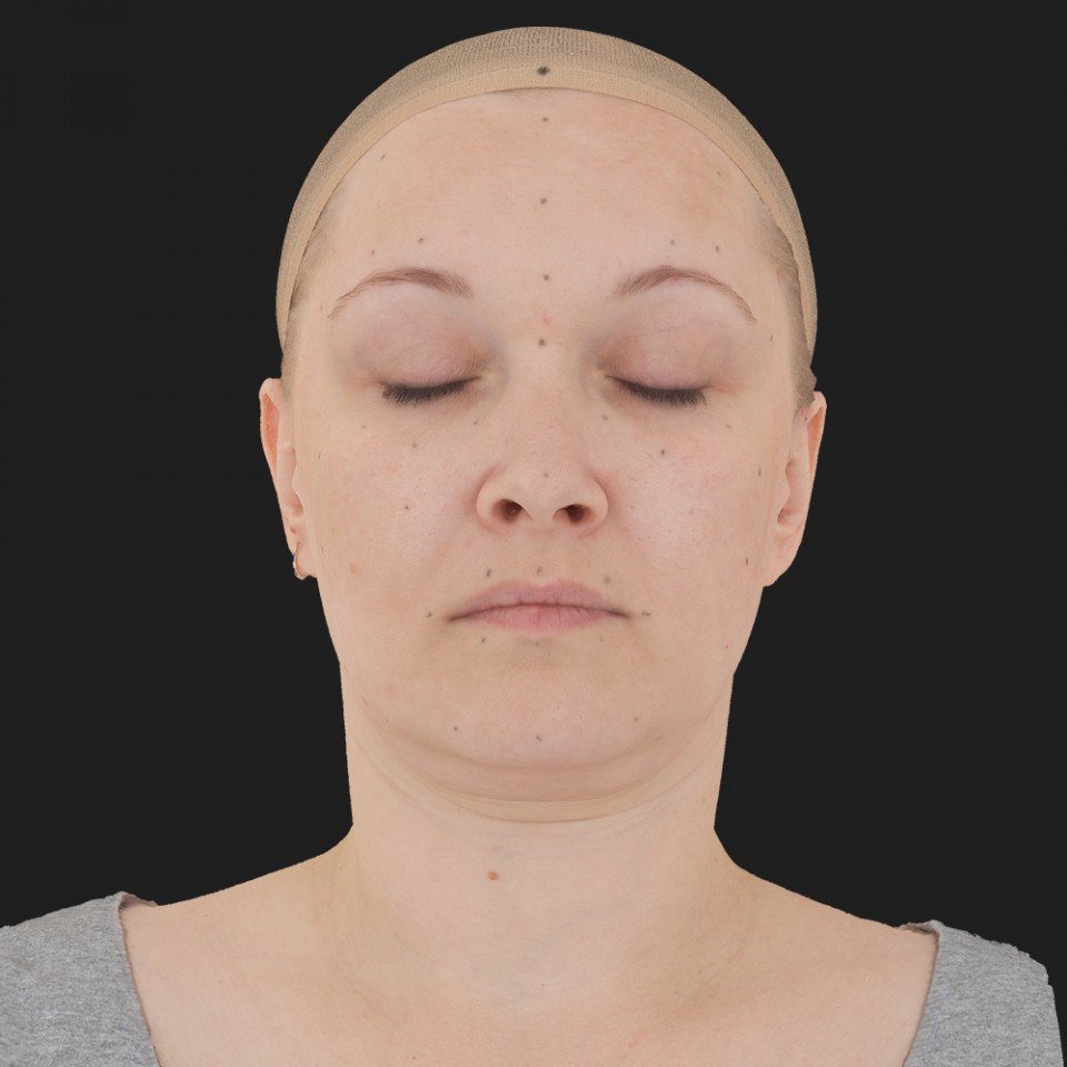 Susan Alexander 02 Neutral-Eyes Closed