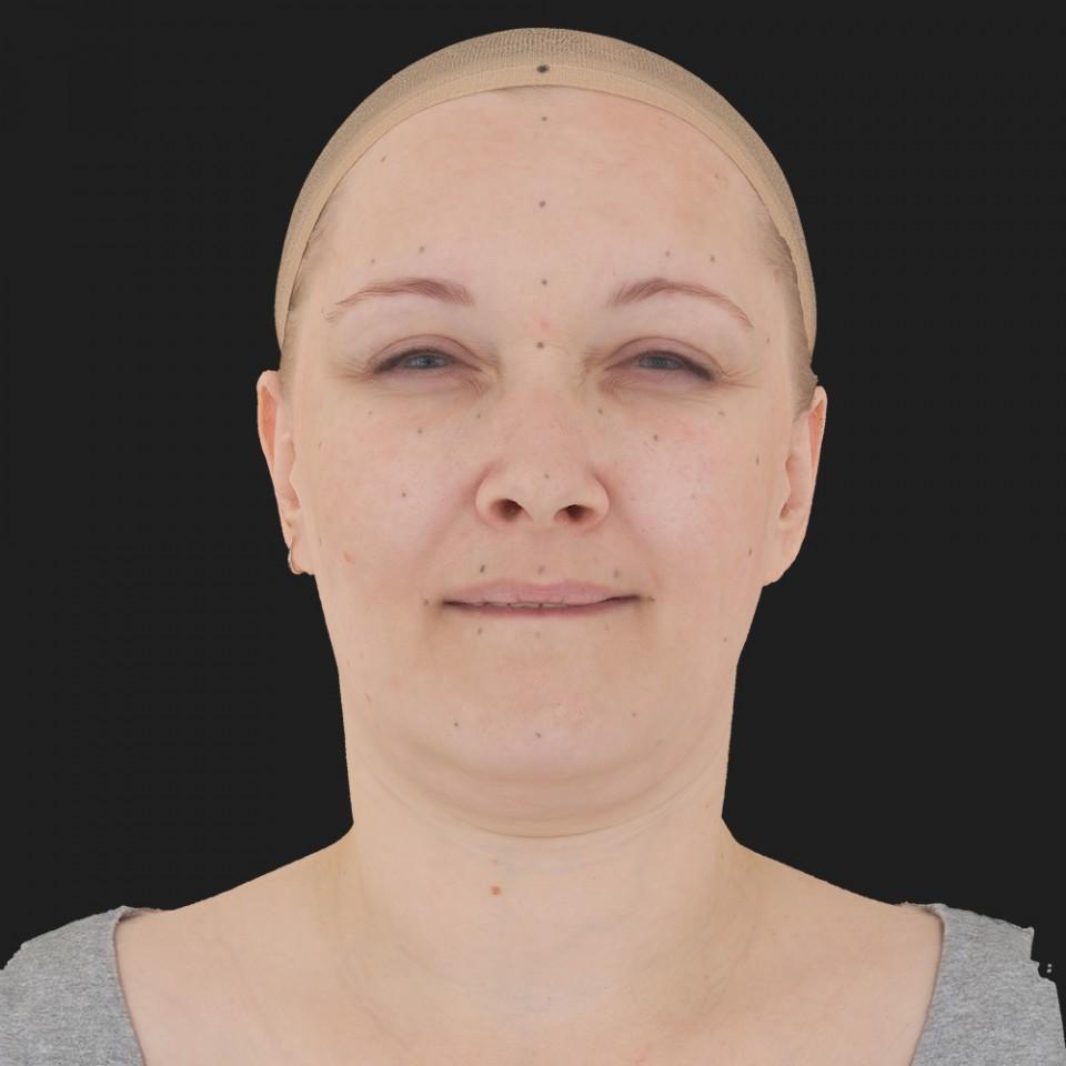 Susan Alexander 15 Phoneme Hard FV-Eye Squint