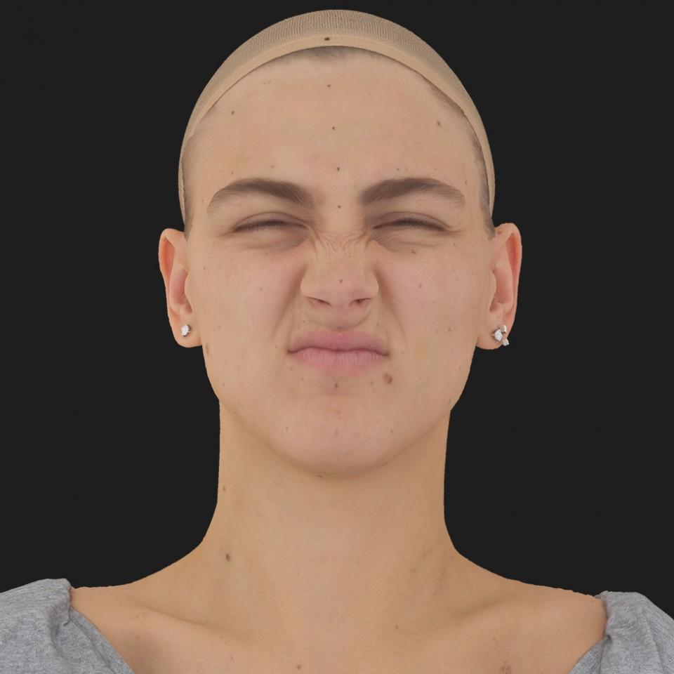 Susan Davis 06 Face Compression