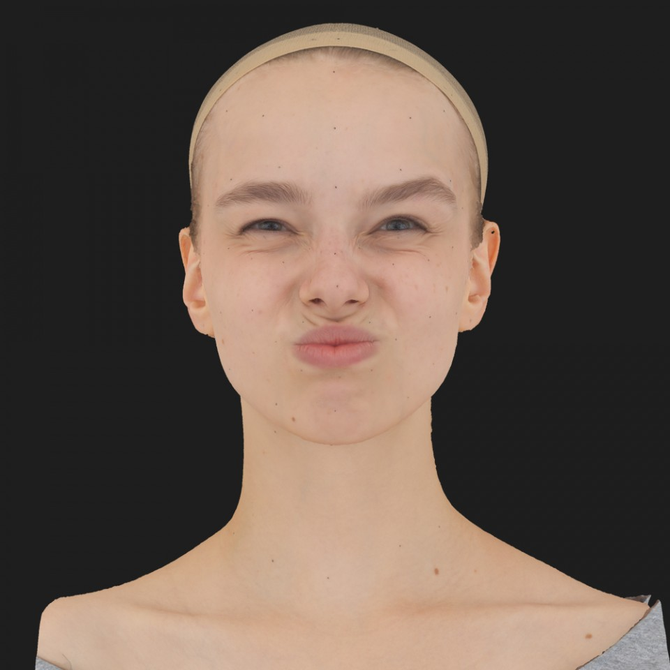 Tessa Phillips 06 Face Compression