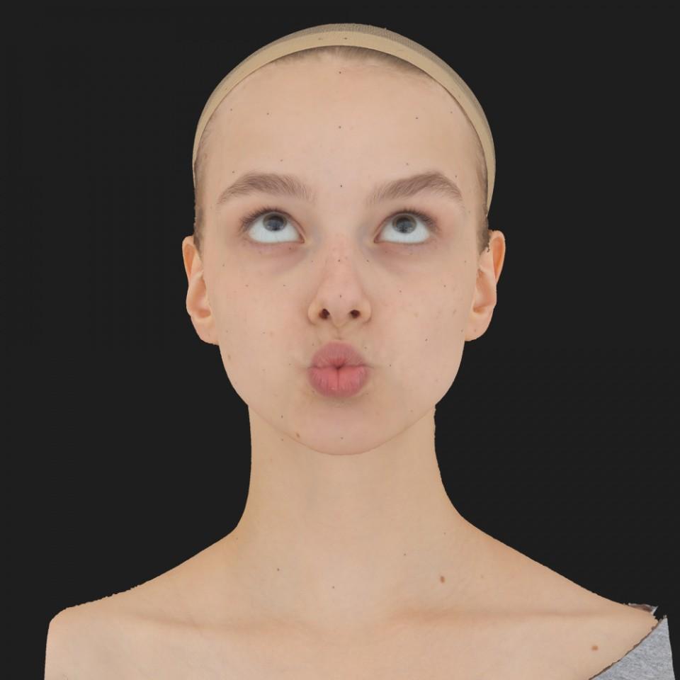 Tessa Phillips 12 Pucker-Look Up