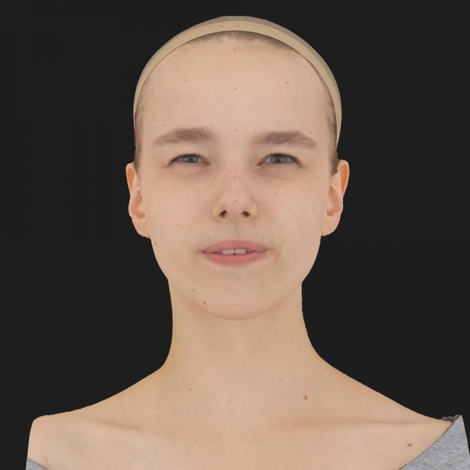 Tessa Phillips 15 Phoneme Hard FV-Eye Squint