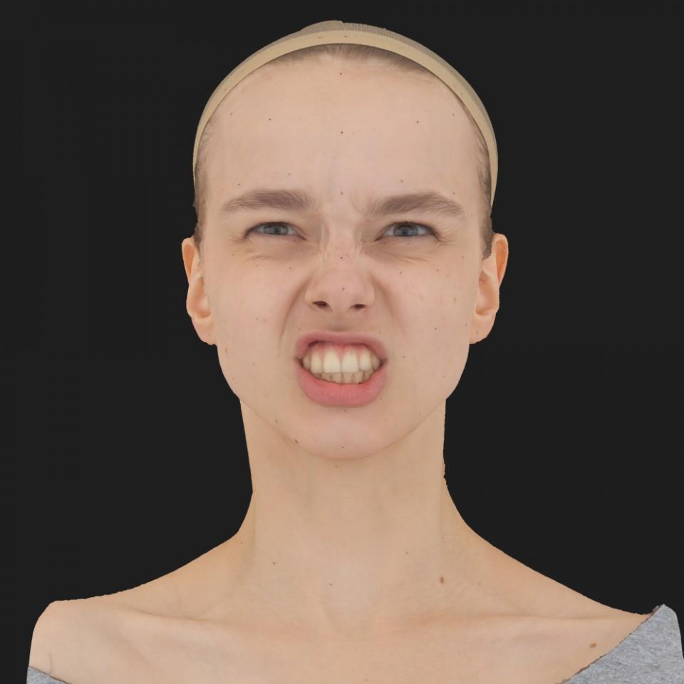 Tessa Phillips 20 Rage