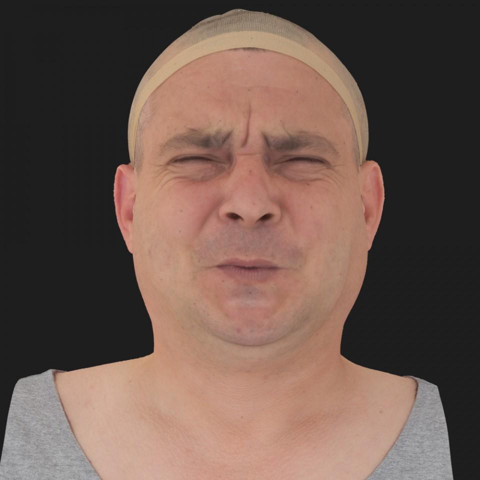 Tim Glanfield 06 Face Compression