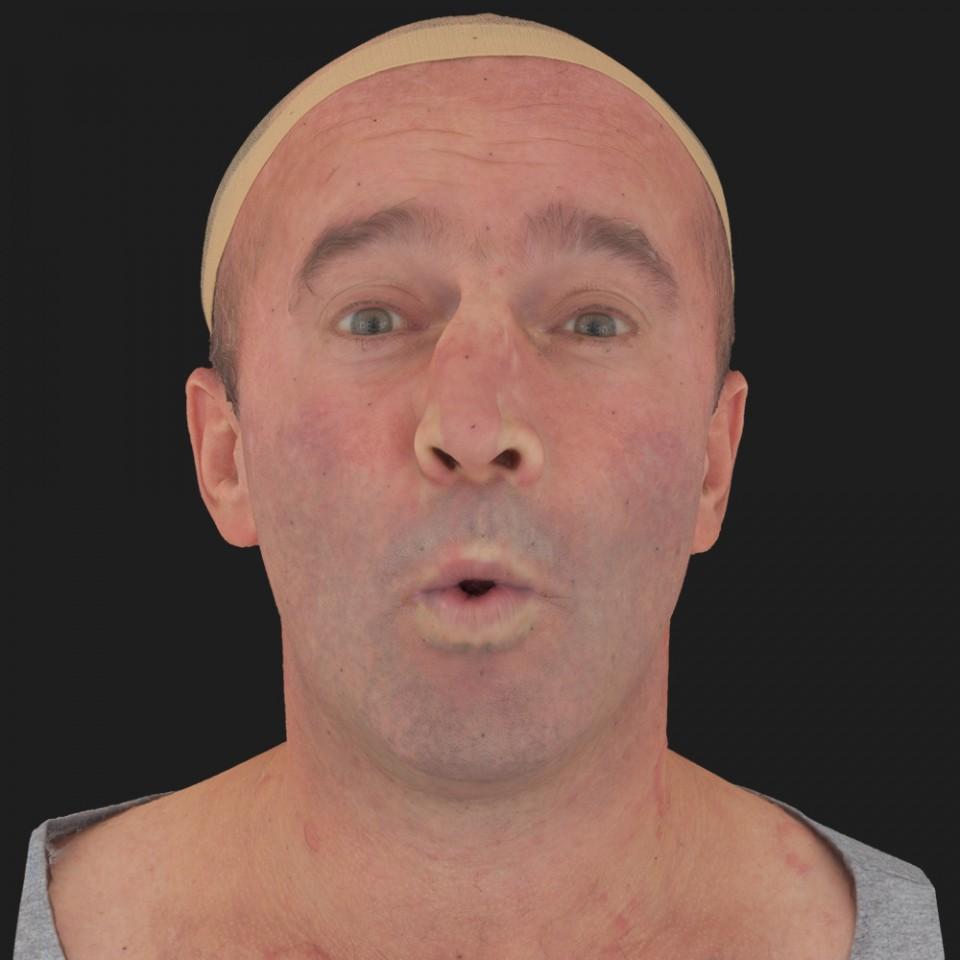 Tom Hunt 11 Phoneme OO-Brow Raise Eyes Open Wide