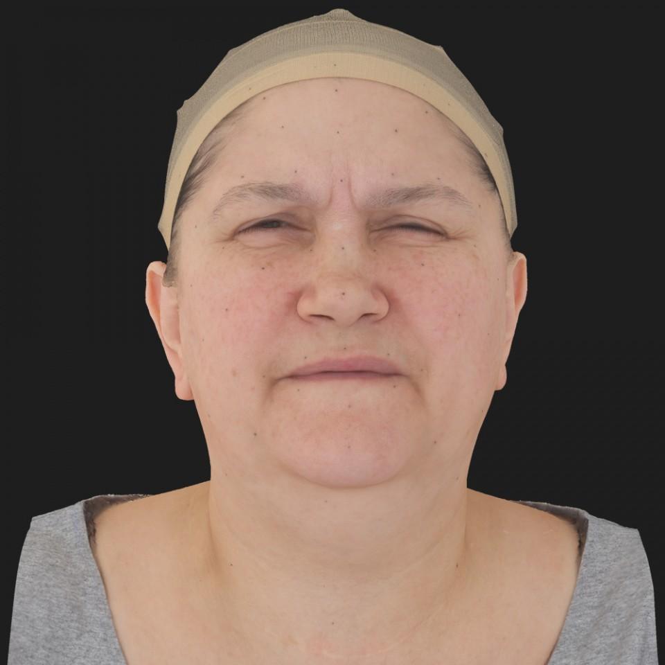 Tricia Gray 15 Phoneme Hard FV-Eye Squint