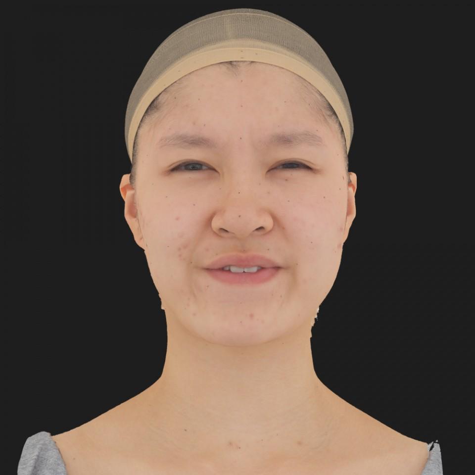 Valeria Kioto 15 Phoneme Hard FV-Eye Squint