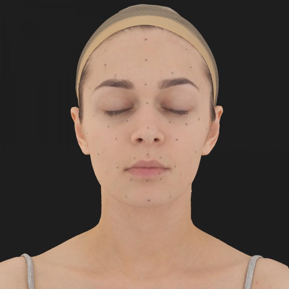 Valerie Carroll 02 Neutral-Eyes Closed