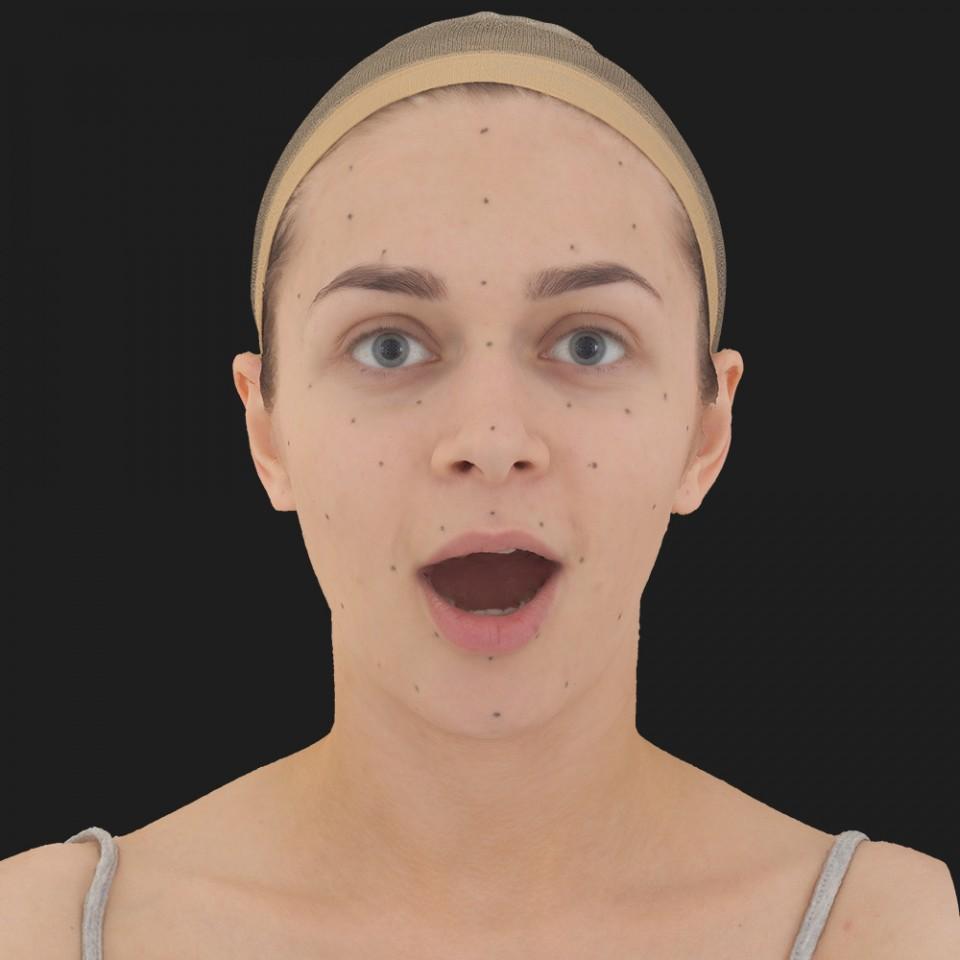 Valerie Carroll 05 Jaw Open