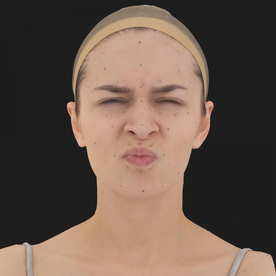 Valerie Carroll 06 Face Compression
