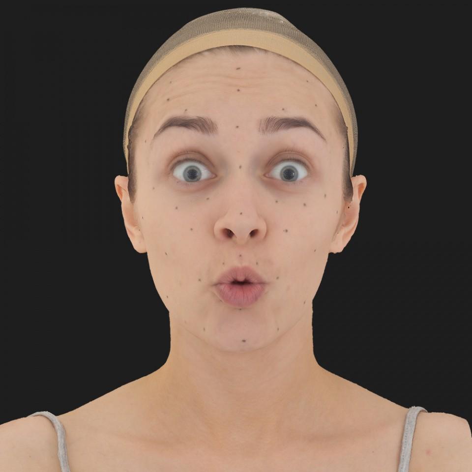 Valerie Carroll 11 Phoneme OO-Brow Raise Eyes Open Wide
