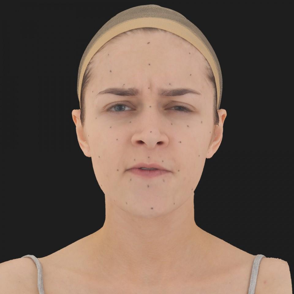 Valerie Carroll 15 Phoneme Hard FV-Eye Squint