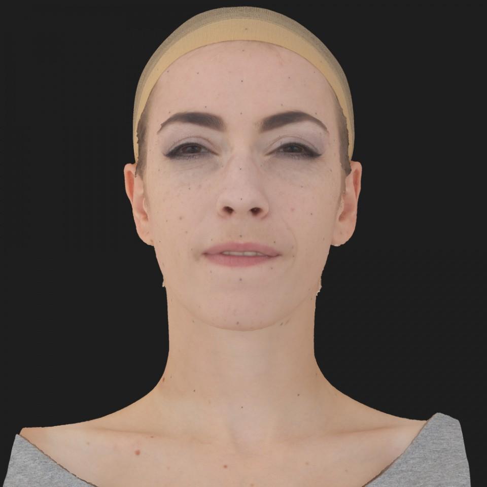 Valerie Russell 15 Phoneme Hard FV-Eye Squint