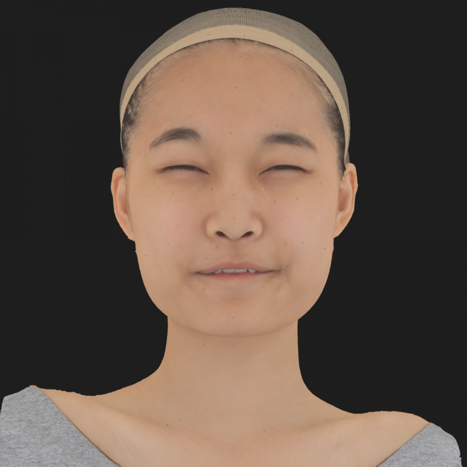 Valery Chong 15 Phoneme Hard FV-Eye Squint