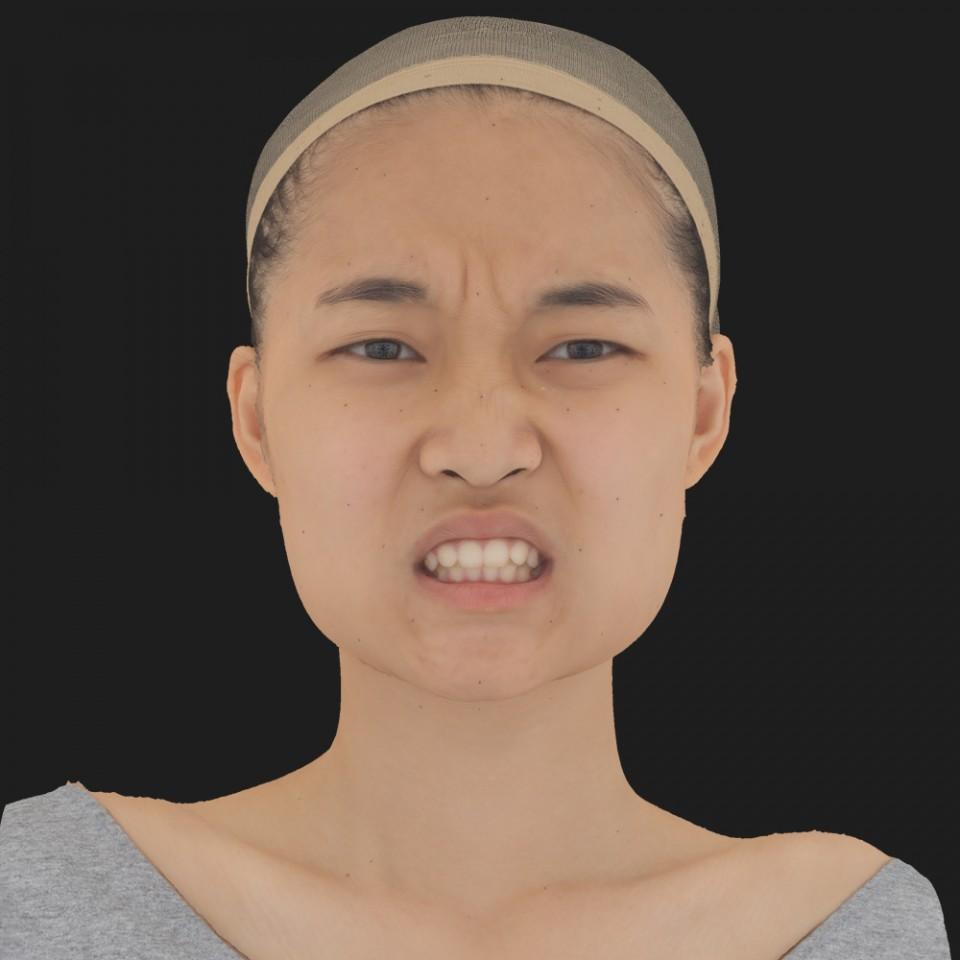Valery Chong 18 Pain