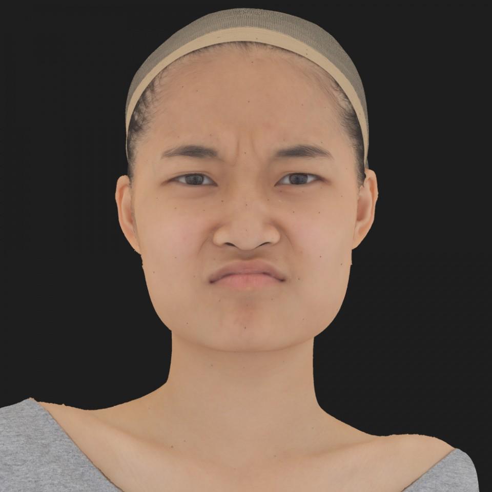 Valery Chong 19 Disgust
