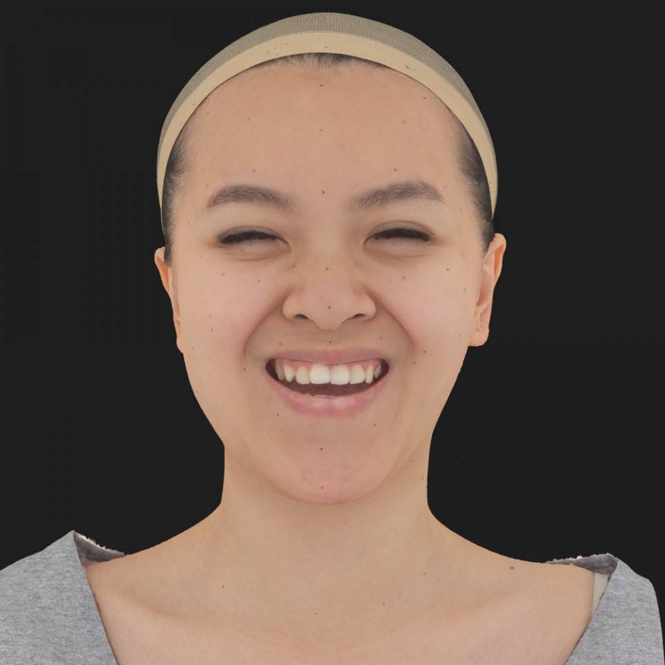 Victoria Chow 16 Happy