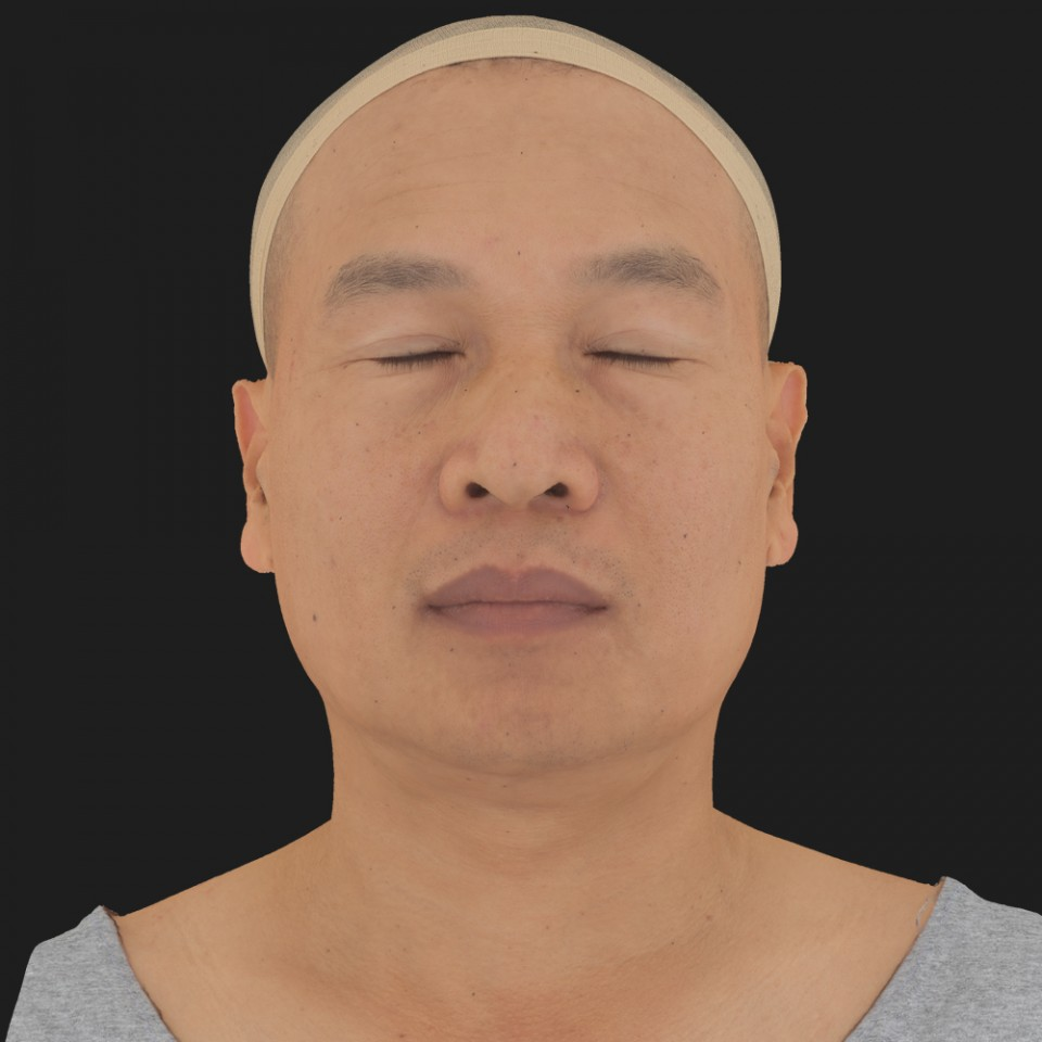 Wilson Matsui 02 Neutral-Eyes Closed