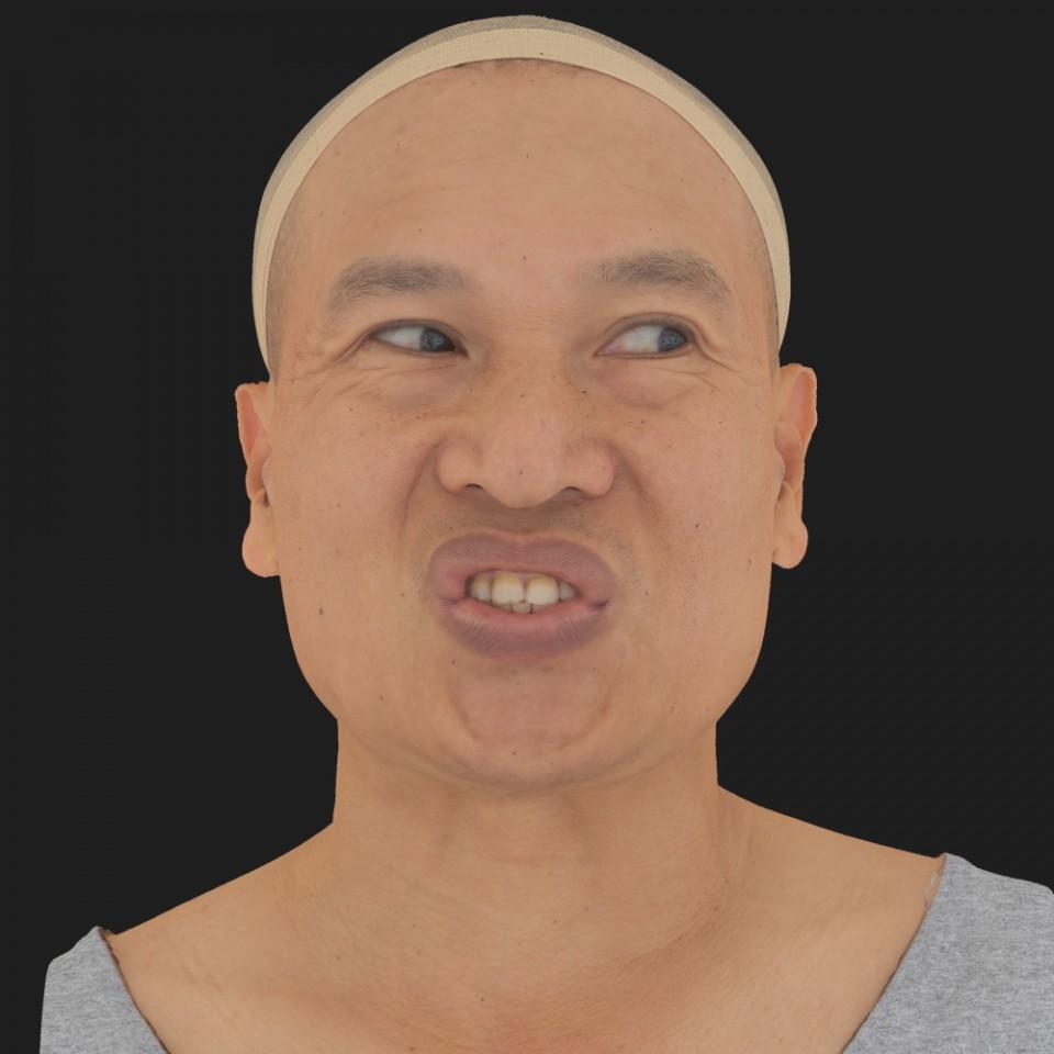 Wilson Matsui 10 Look Left-Phoneme CH