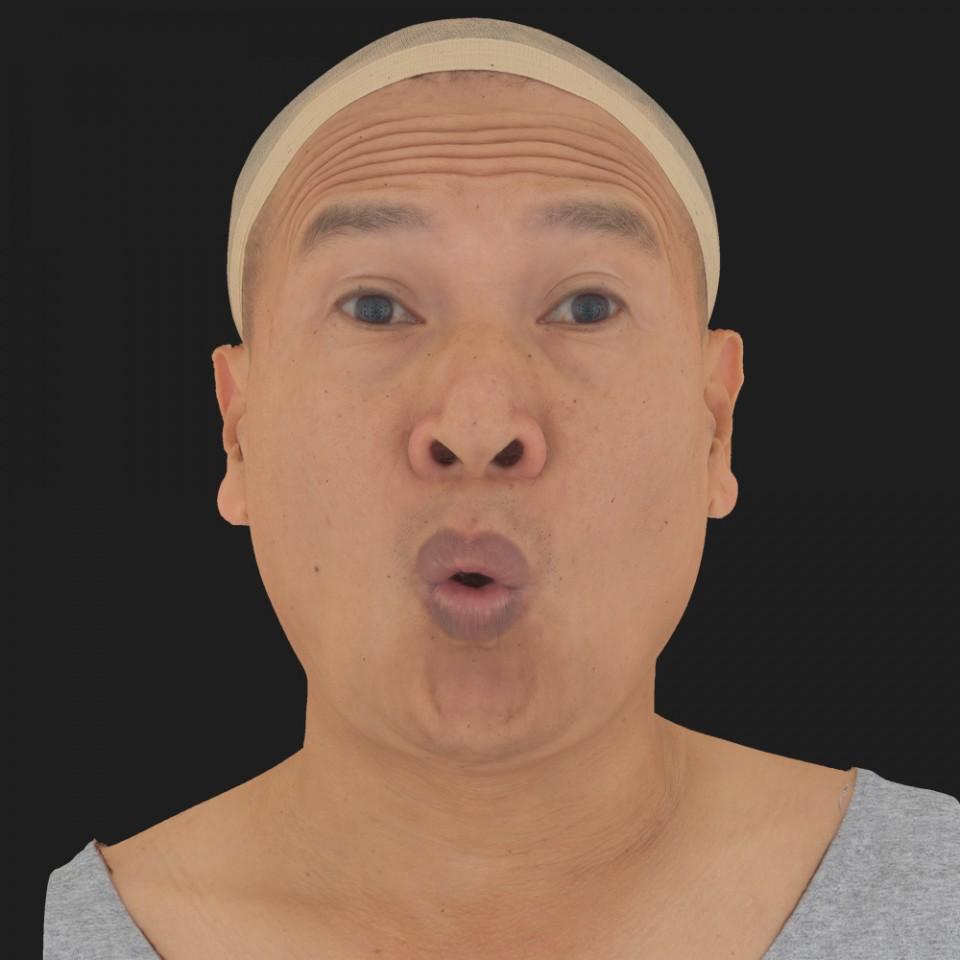 Wilson Matsui 11 Phoneme OO-Brow Raise Eyes Open Wide