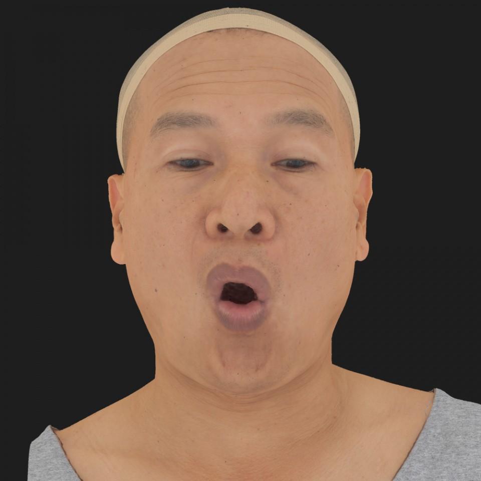 Wilson Matsui 13 Phoneme OH-Look Down