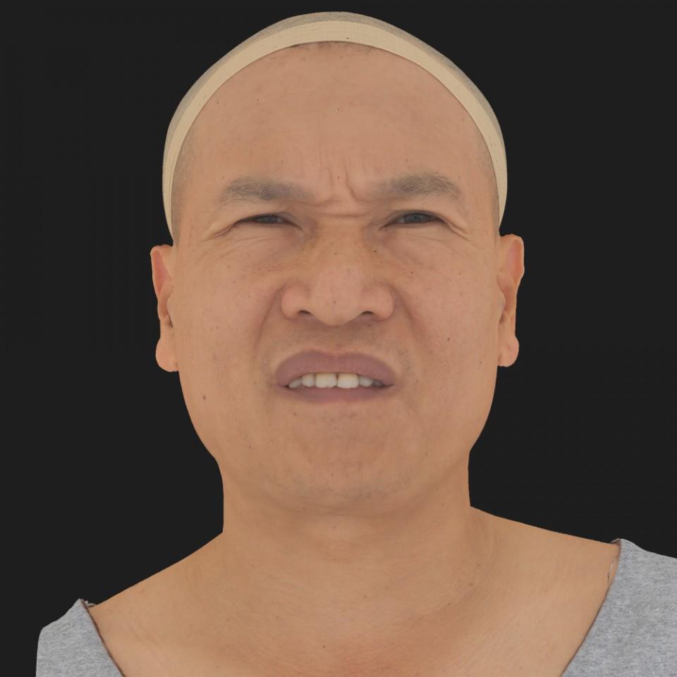 Wilson Matsui 15 Phoneme Hard FV-Eye Squint