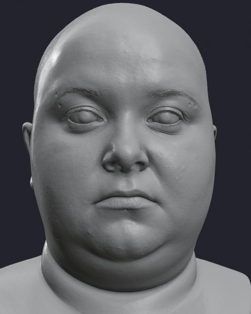 Betsy Carr Sculpt