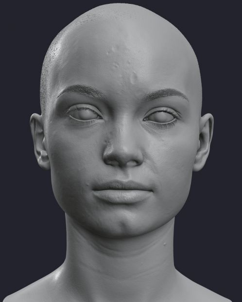 Amy Reed Sculpt