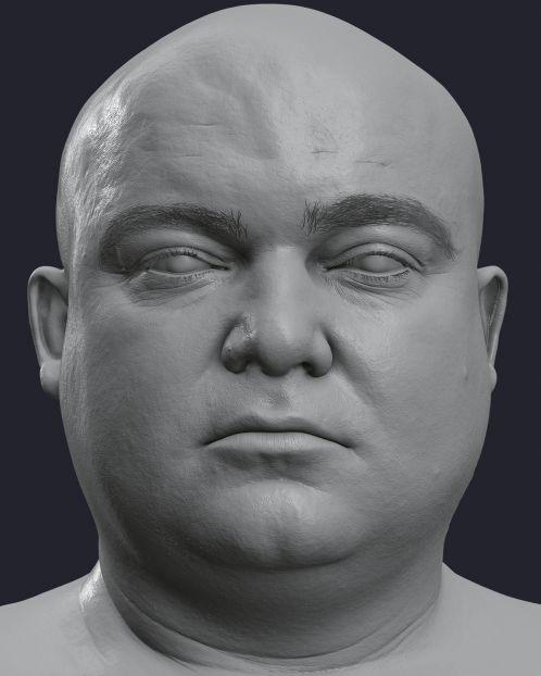 Bobby Gibbs Sculpt
