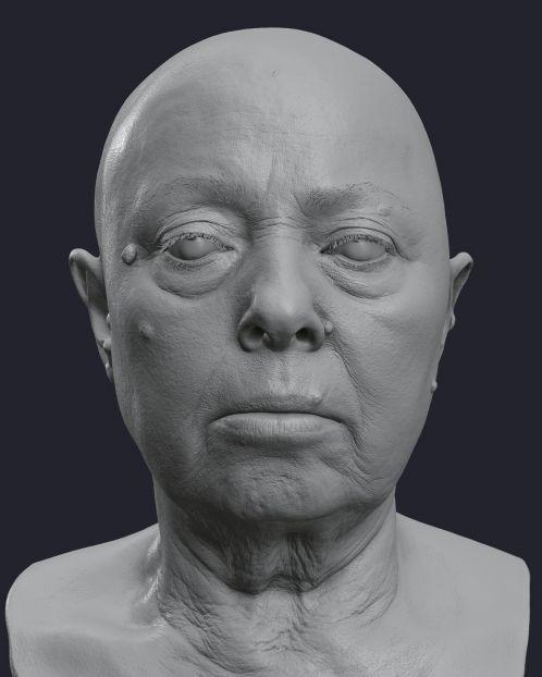Phyllis Parker Sculpt