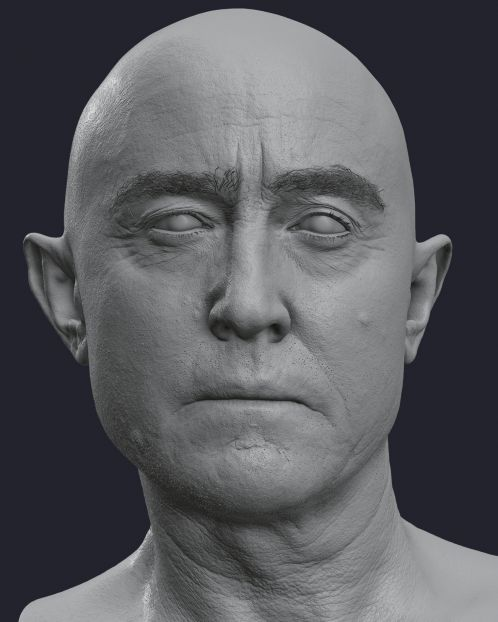 Sean Richardson Sculpt