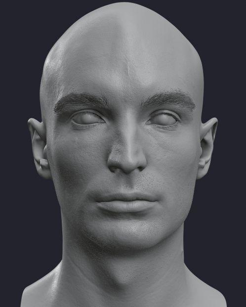 Steve Martin Sculpt